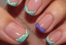 nail fun! / by Jesslyn Montanez