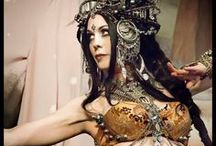 Tribal Belly Dance | Costumes and Beauties