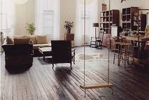 """Home Interiors / """"I have the simplest tastes. I am always satisfied with the best."""""""