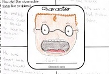 Character Traits / by Becky Godsey