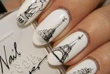 Nail Art / by Melissa Cameron-AbouRisk