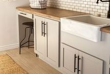 laundry rooms + mudrooms