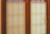 Window Shades / Window treatments that feature window shades. / by Window Treatments