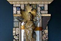 My Mosaic Assemblages / by Carolyn Machado
