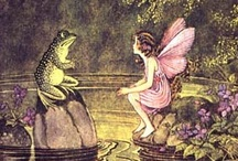 In the Fairy Wood / Fairies, Elves, Brownies, Gnomes, Nymphs, and other Nature Spirits (Elementals)