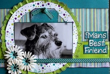 Scrapbook page layouts / by Cheri Gish