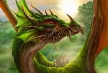 Dragons & Sea Monsters