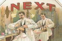 Old Time Barbershop / by Elizabeth Andersen
