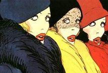 Vintage fashion / by Itzel Sharaff