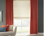 Pinch Pleated Draperies / Two or three smaller pleats that are made from one large pleat. These can be used with draperies and curtains. / by Window Treatments
