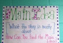 Main Idea / by Becky Godsey