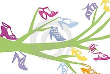 """The Shoe Tree / """"The eyes can mislead, a smile can lie, but the shoes always tell the truth ~ Greg House, """"House M.D."""""""
