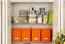 Home - Closet/Storage Spaces / by Kacey Elmore