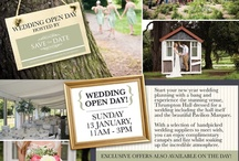 Thrumpton Hall Wedding open day Sunday 13th January