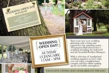 Thrumpton Hall Wedding open day Sunday 13th January