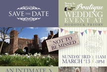 Boutique Wedding Event at Hodsock Priory – Sunday 3rd March 2013