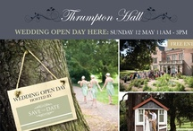 Thrumpton Hall Wedding Open Day - Sunday 12th May 2013