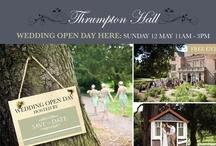 Thrumpton Hall Wedding Open Day - Sunday 12th May 2013
