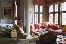 Beautiful Interiors II / by Denise Estes