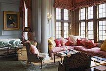 Beautiful Interiors II / by Denise Estes