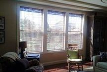Woven Wood Shades - Findlay Ohio Home / by Window Treatments