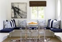 dining spaces-banquettes