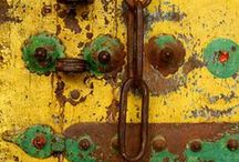 It Comes With Age / The art of rust........ / by Carolyn Machado