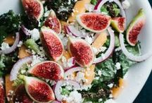 salads and dressings / by Kirstin Gentry