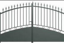 les portails aluminium / Arrivage de la gamme portail aluminium chez OOGarde : prix les plus bas du WEB, la qualité en prime !