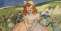 """Willy Pogany / William Andrew (""""Willy"""") Pogany (born Vilmos Andreas Pogány) (August 1882 – 30 July 1955) was a prolific Hungarian illustrator of children's and other books. He is best known for his pen and ink drawings of myths and fables.Pogany worked as an art director on several Hollywood films. He began his involvement in motion picture set design in 1924 and worked in film until the end of the 1930s."""