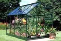 Serre de jardin / Toute notre gamme de serres jardin à prix mini
