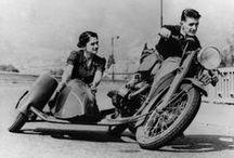 Sidecar / Dreiräder, Motorräder mit Beiwagen