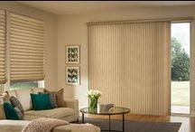 Window Blinds Alternative That Looks Great On Sliding Glass Doors / Vertical blinds alternative for sliding glass doors, patio doors. https://plus.google.com/+BellagioWindowFashionsToledo / by Window Treatments