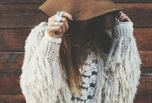 •MY STYLE    INSPIRATION• / This is how I like to dress!  / by Morgan Sellers