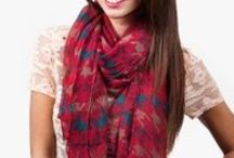 Scarves / by Snow Consulting