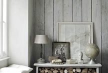 Design ideas - Panelling / Using Panelling in a scheme is one of my favourite ways of creating an an amazing, stylish, individual and cost effective effect.
