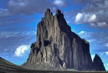 Mountains*Formations / by Sandra Lederer