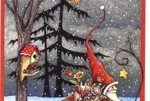 Christmas Simplicity / by Pirjo Kovanen