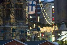 Finland / my birthplace, Mikkeli / by Pirjo Kovanen