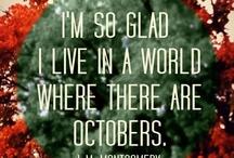 autumn / around the world / by Pirjo Kovanen