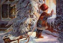 winter white / around the world / by Pirjo Kovanen