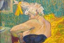 Toulouse Lautrec / by Donna Benoit Nettis