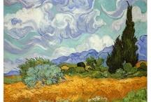 Van Gogh / by Donna Benoit Nettis