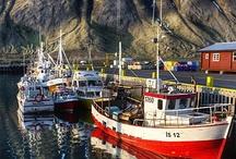 Denmark.Iceland / and Faroe Islands and Greenland / by Pirjo Kovanen
