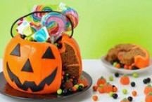 Halloween / Halloween decorations, costumes and recipes.