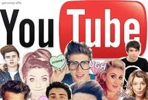 Youtubers / by Melissa Fischetti