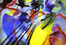 Kandinsky / by Donna Benoit Nettis