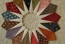 Šití - patchworkové techniky