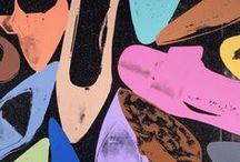 Warhol / by Donna Benoit Nettis