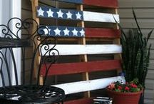 Patriotic / by Gela Hall